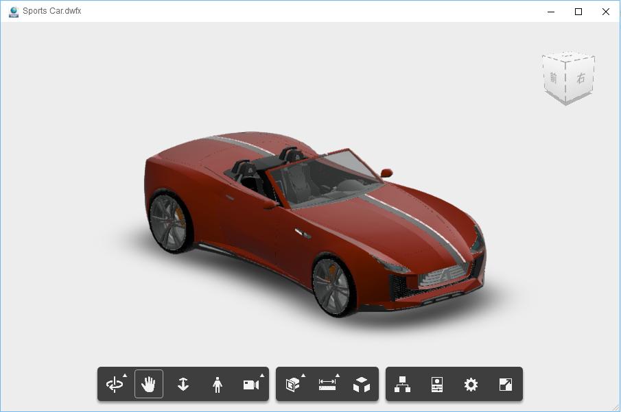 CAD圖紙、3D模型在線預覽